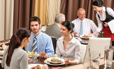 bigstock-Business-people-enjoy-lunch-me-31904645