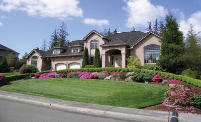bigstock-Upscale-House-543850
