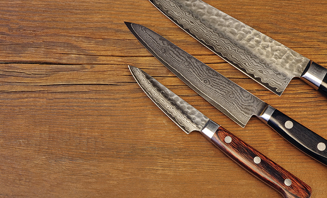 Choosing The Right Knife For Task HERLIFE Magazine